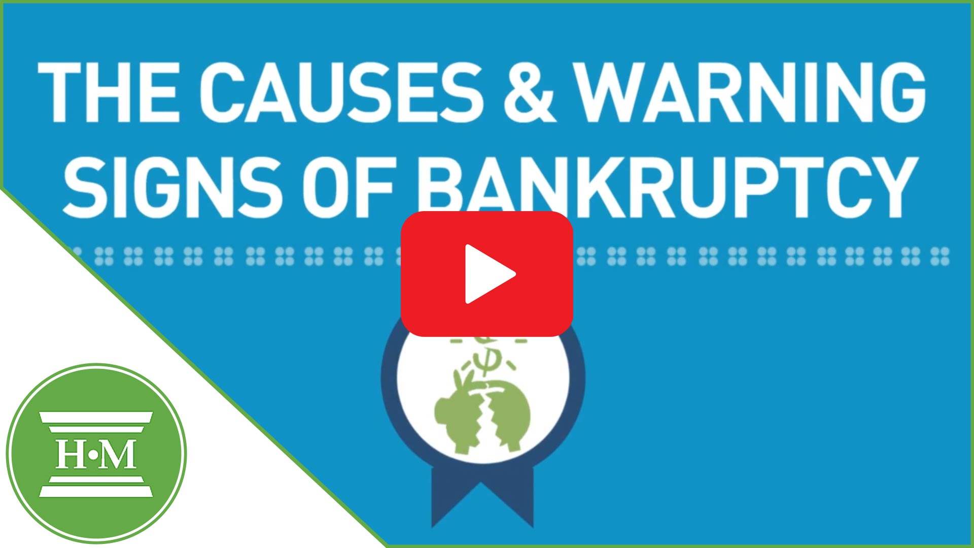 Causes and warning signs of bankruptcy