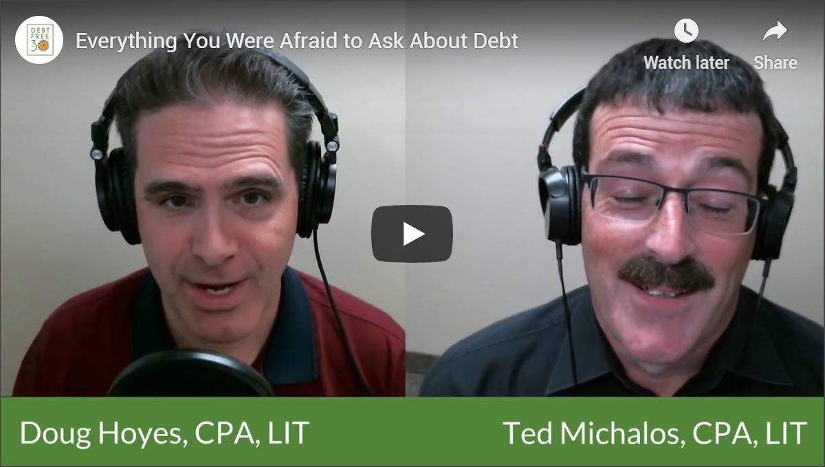 common questions about how to manage debt - podcast