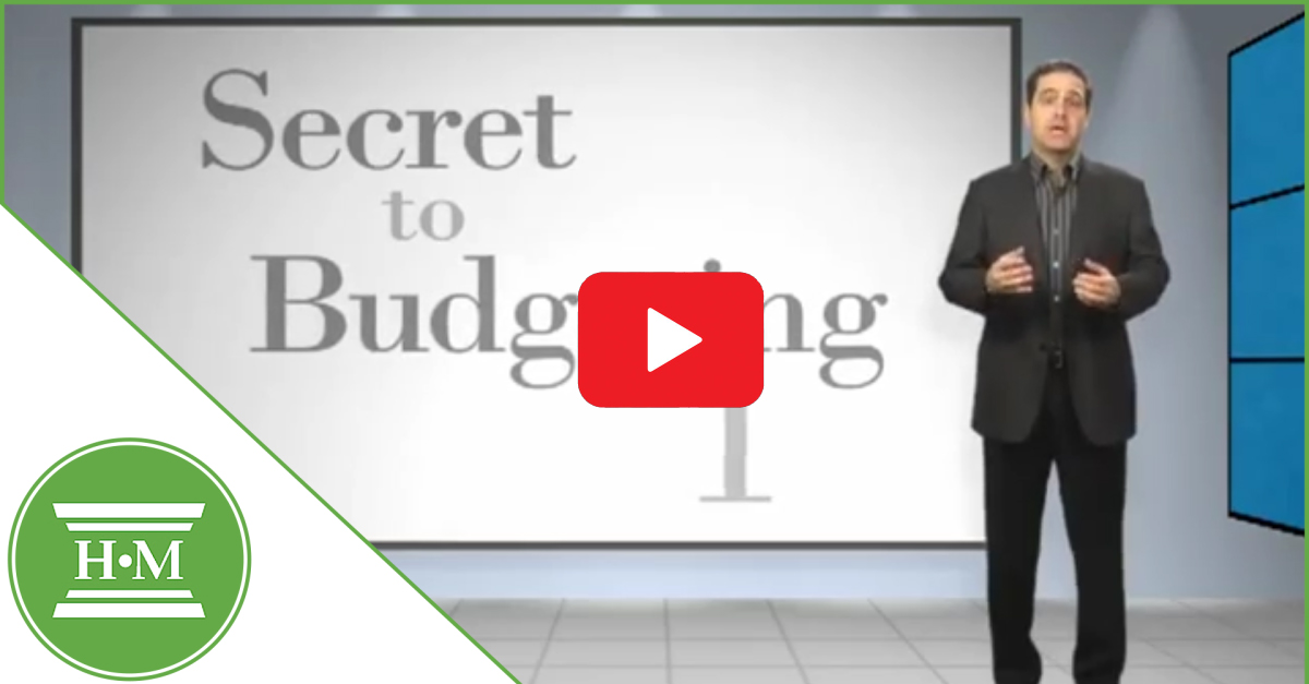 The Secret To Budgeting: Pay Your Bills As You Get Paid