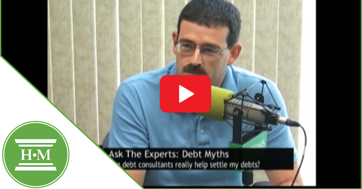 Can Debt Consultants Solve Your Debt Problems? Video