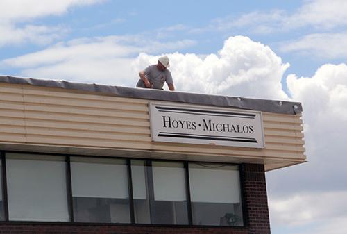 Hoyes Michalos Kitchener Roof