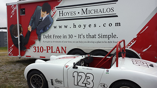 Hoyes Michalos at the Brantford Air Show