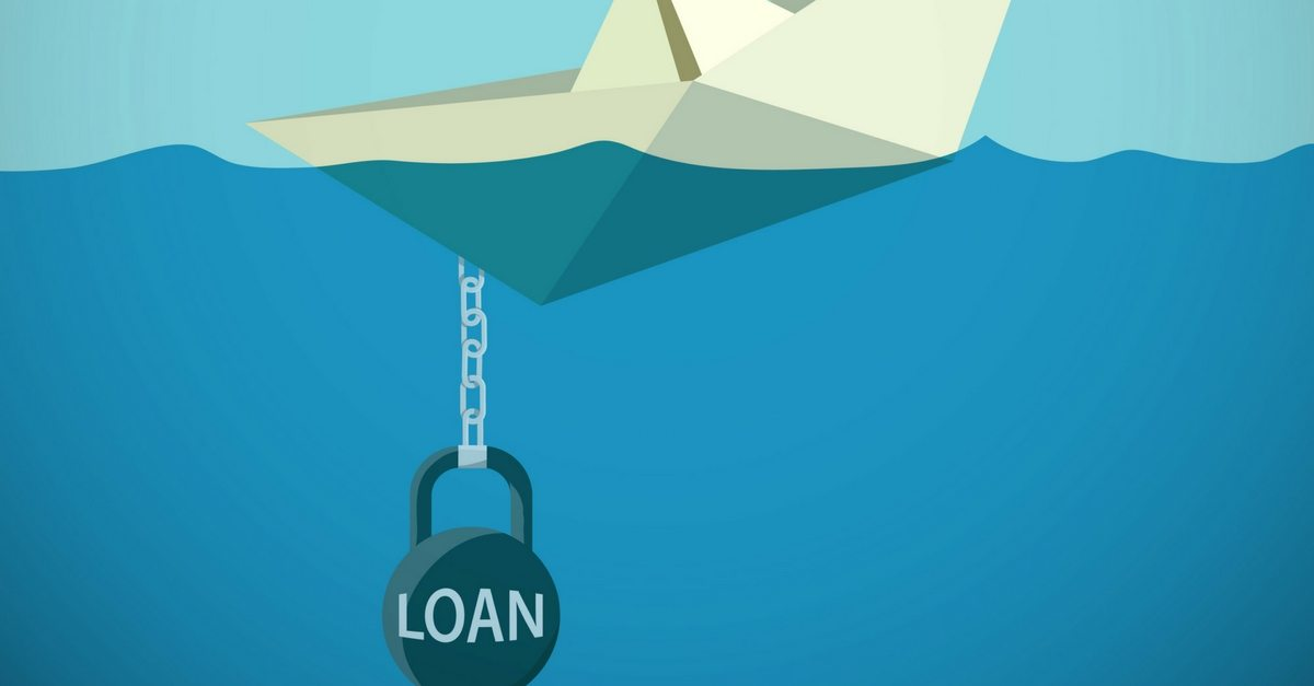 Are You Drowning In Debt?