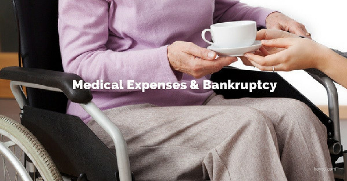 Should I File Bankruptcy: Medical Expenses and Care Obligations