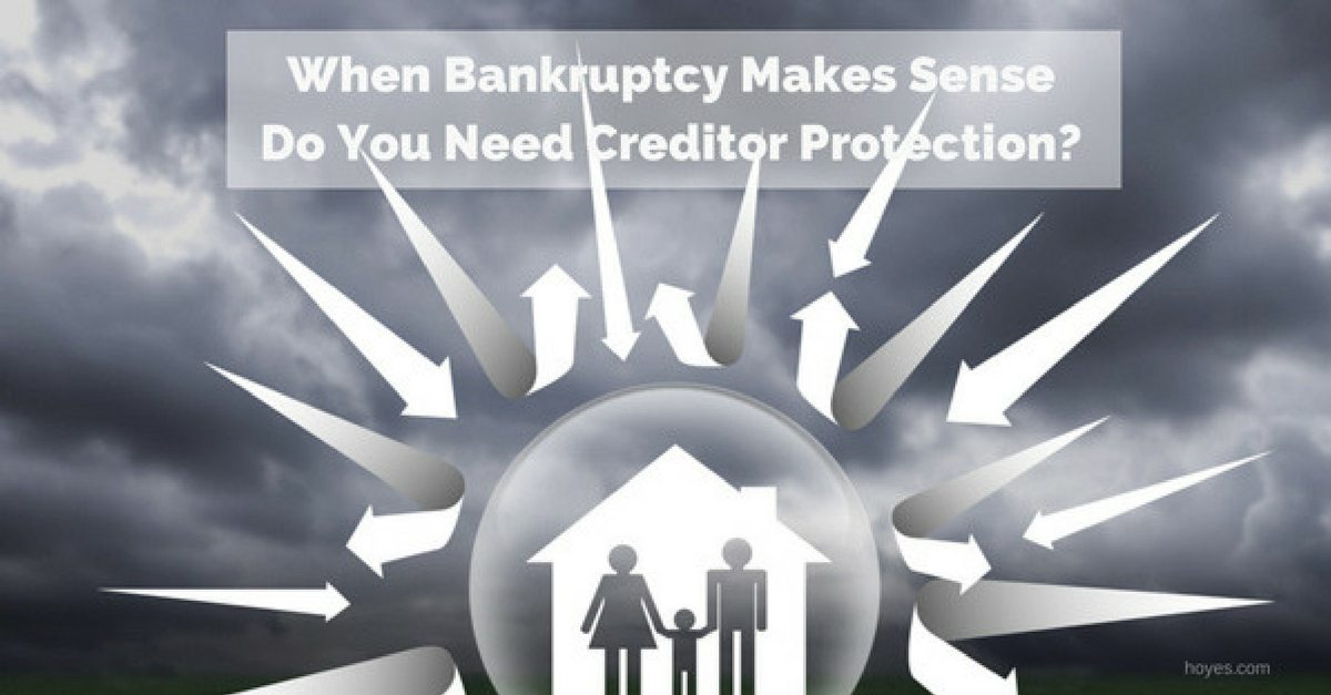 What Does It Mean To Be Creditor Proof
