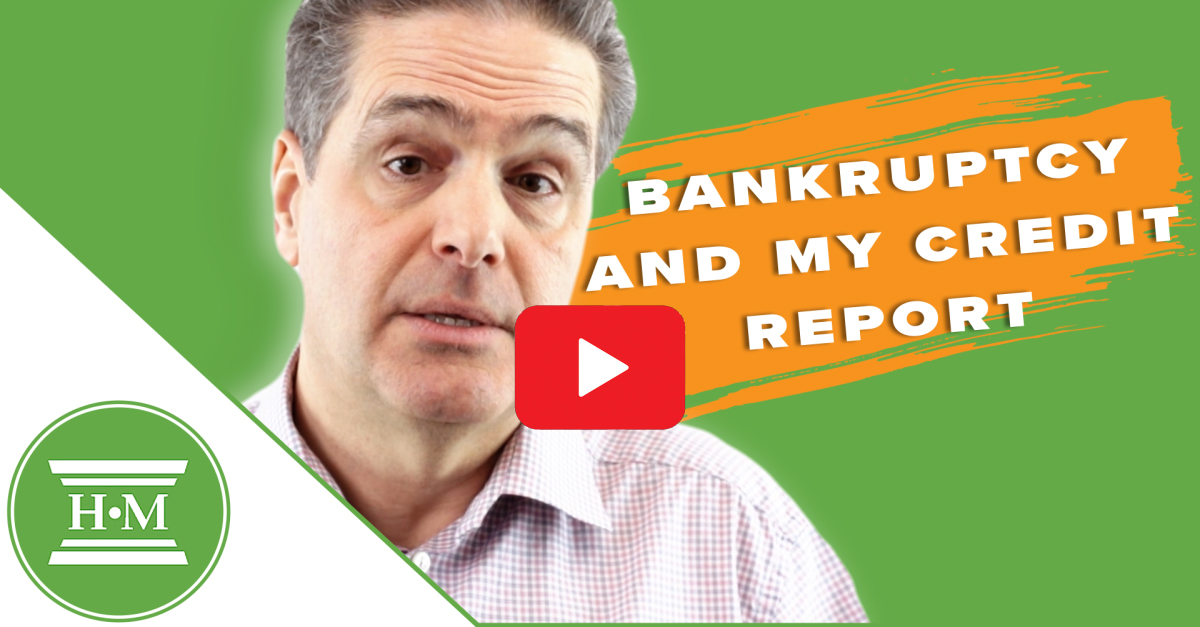How Long Does a Bankruptcy Stay on my Credit Report?