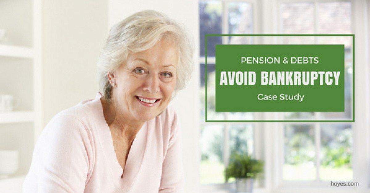 Whitby Senior Happy To Avoid Bankruptcy