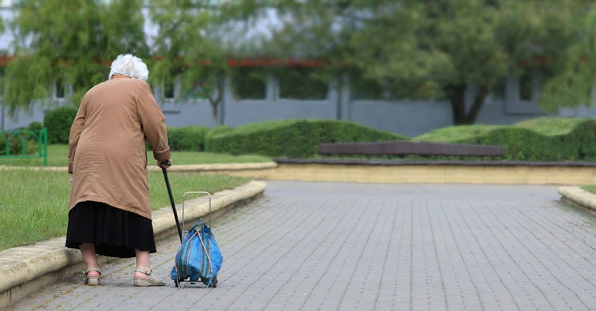 Seniors and Debt – Bag Lady Fears