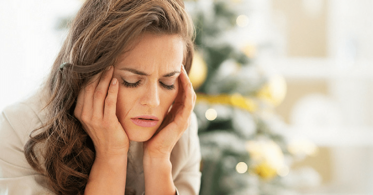 How To Deal With Depression and Anxiety Over The Holidays