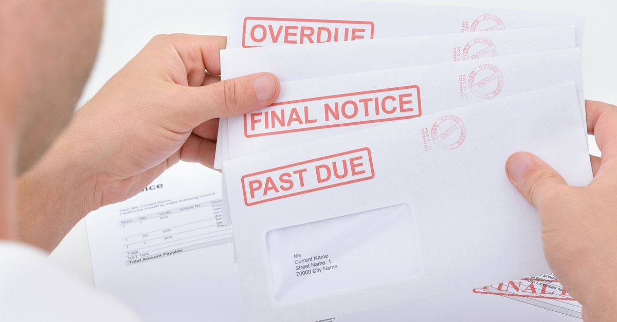 What Happens If You Stop Paying Your Debts?