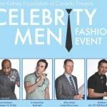 The Kidney Foundation Celebrity Men Fashion Event
