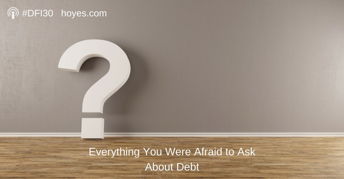 Everything You Were Afraid To Ask About Debt