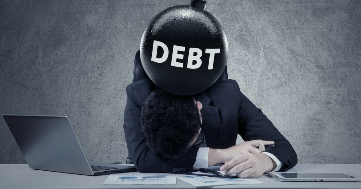 Debt Consultant Warning: This is Not a Pretty Picture