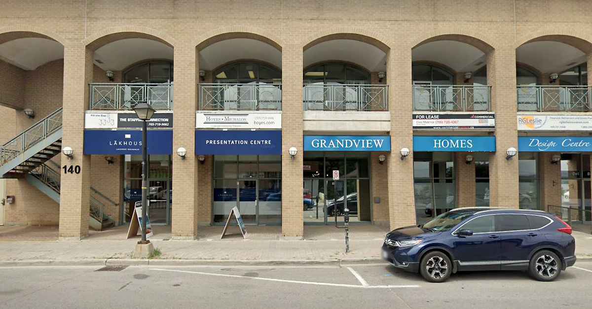 Barrie Licensed Insolvency Trustee location