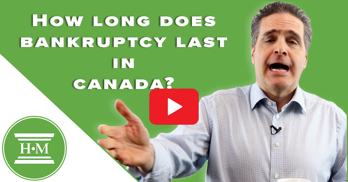How Long Does Bankruptcy Last?