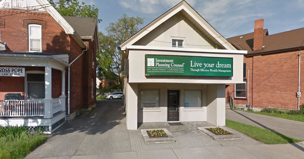 Brantford Licensed Insolvency Trustee location