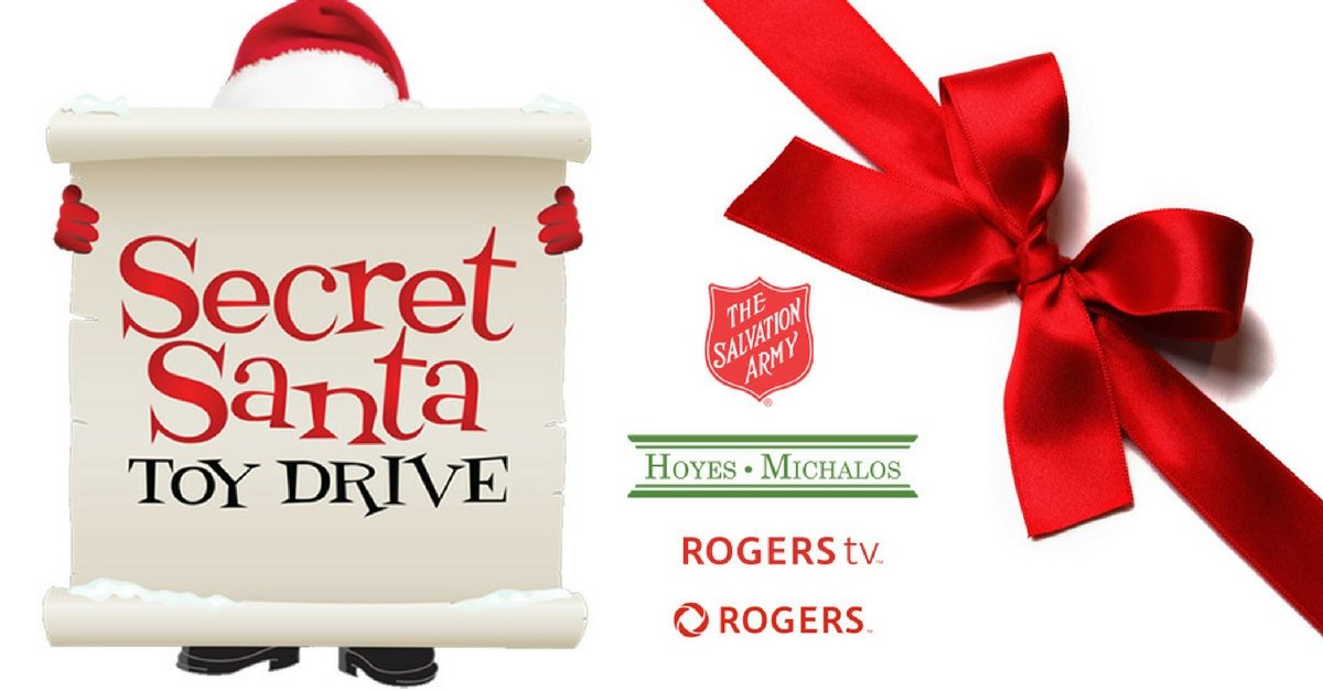Hoyes Secret Santa Toy Drive