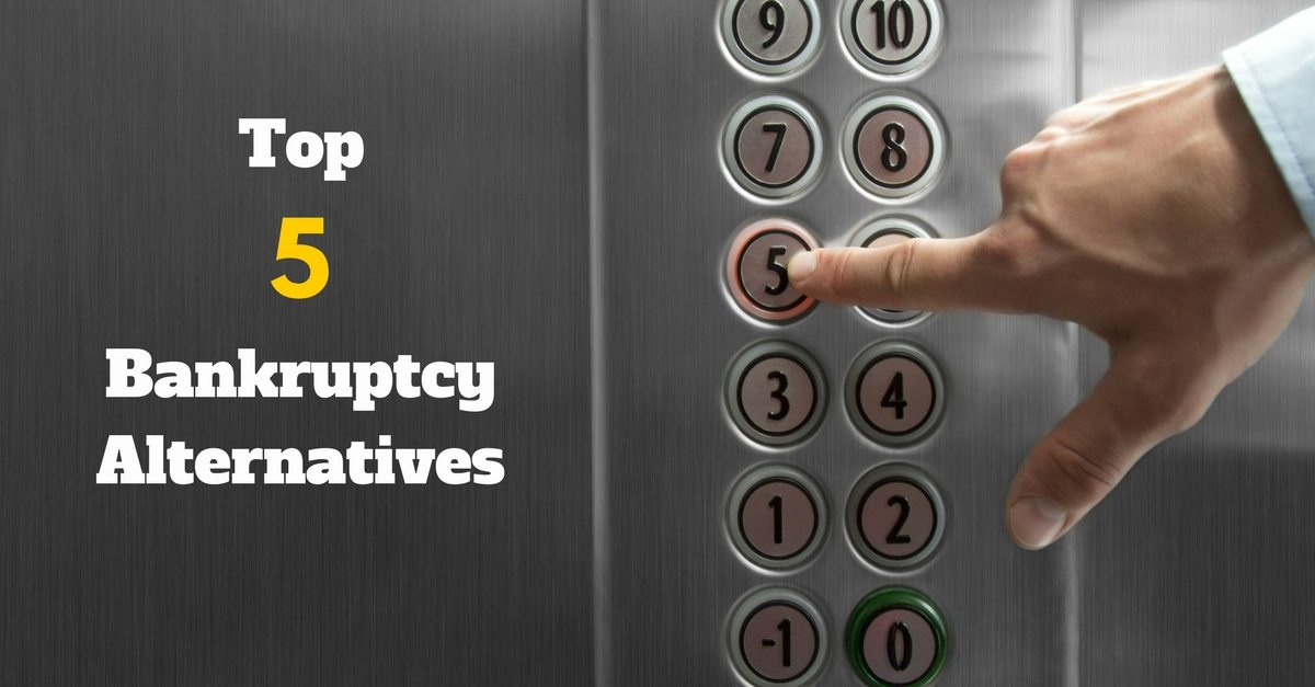 Top 5 Alternatives to Bankruptcy in Canada