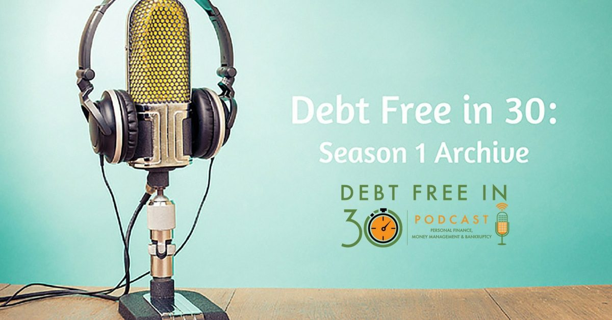 Debt Free in 30 Season 1 Episodes