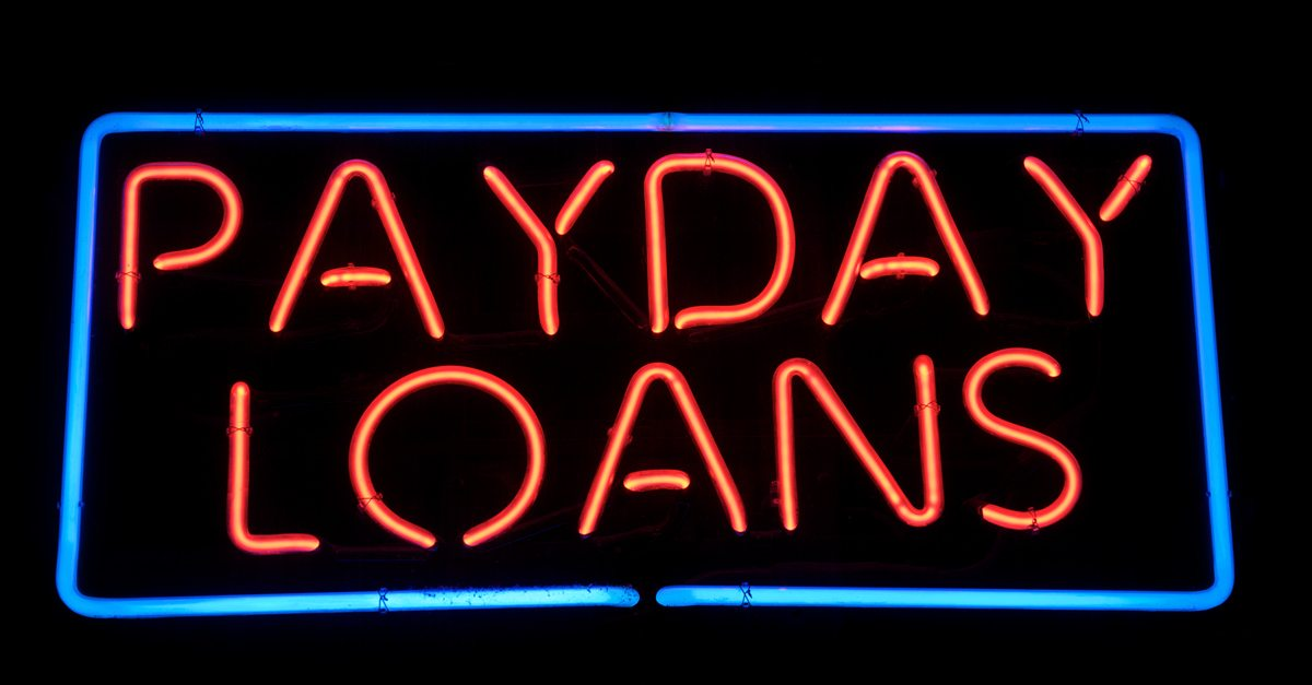 Why Payday Loans Won't Go Away