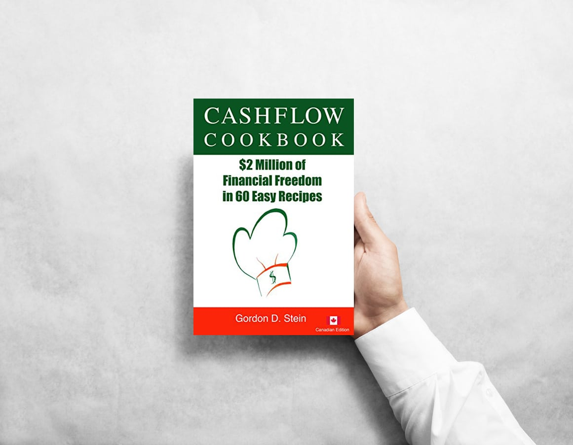 cashflow cookbook book giveaway