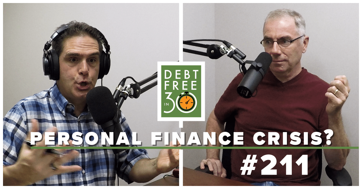 Are You Having a Personal Financial Crisis?