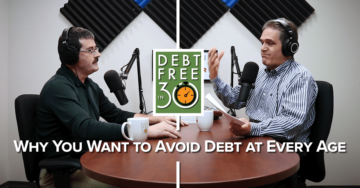 Why You Want to Avoid Debt at Every Age