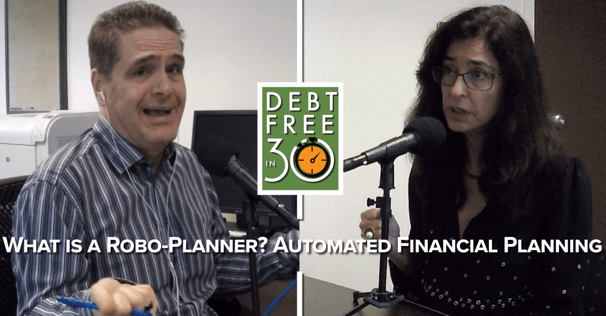 What is a Robo-Planner? Automated Financial Planning