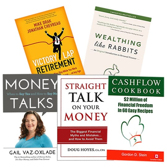 gift of financial knowledge giveaway