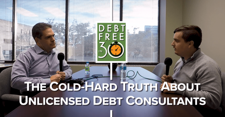 The Cold-Hard Truth About Unlicensed Debt Consultants