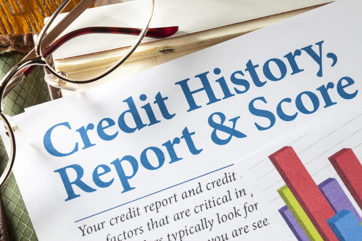 check your credit report for fraud