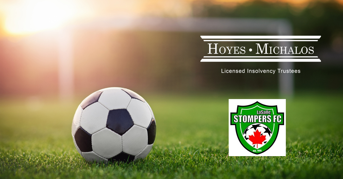 Hoyes Michalos Proudly Sponsoring The LaSalle Stompers
