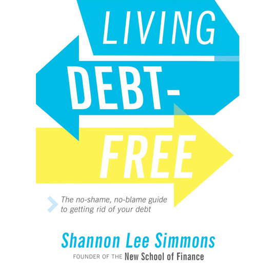 living debt free book giveaway