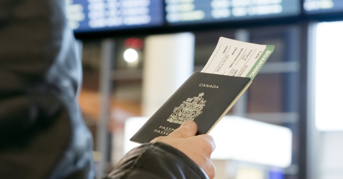 Can I Travel While Bankrupt? When Do I Need To Be in Canada?