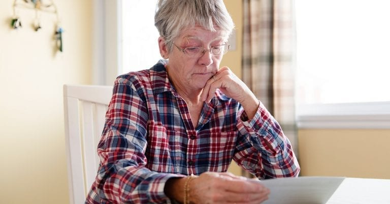 Debt relief for seniors. What are your options?