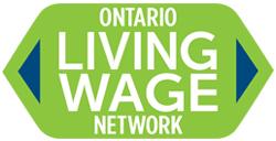 Ontario Living Wage 2019 Logo