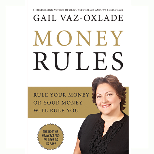 gail vaz oxlade book money rules