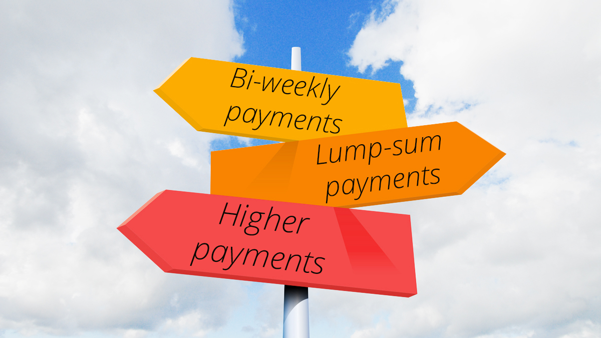 Options to Pay Off Your Consumer Proposal Early
