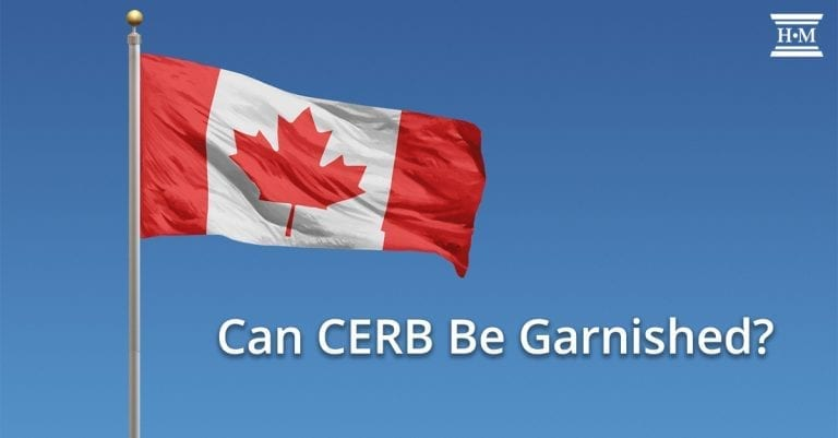Can Canada Response Benefits (CRB) Be Garnished?