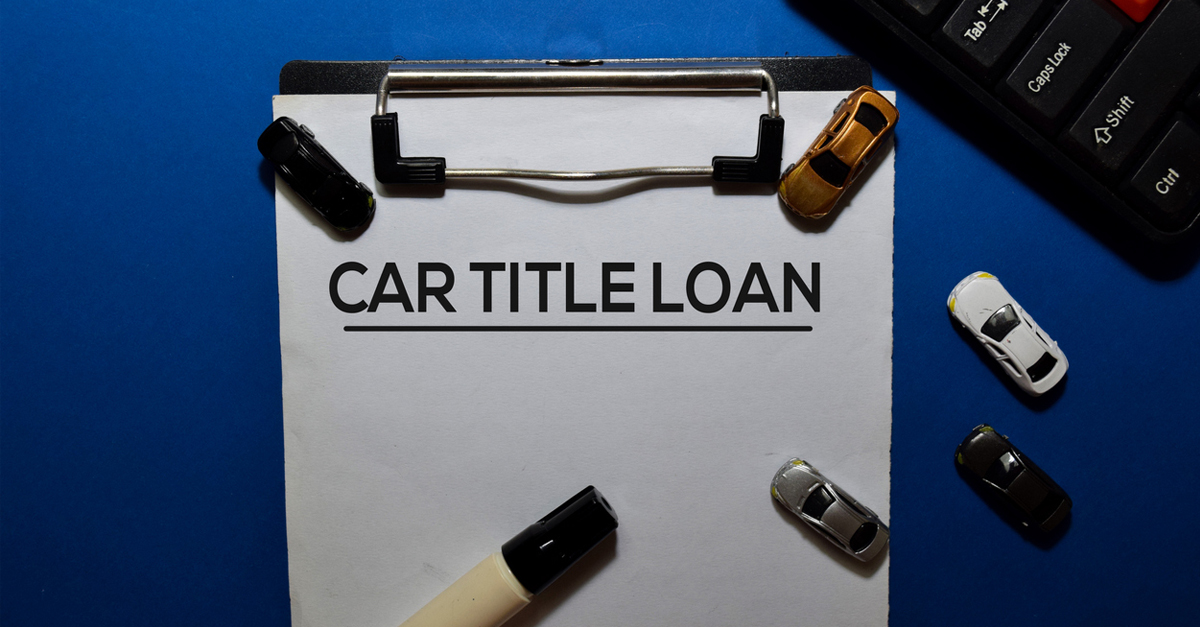 Should You Consolidate or Pay Bills with a Car Title Loan?