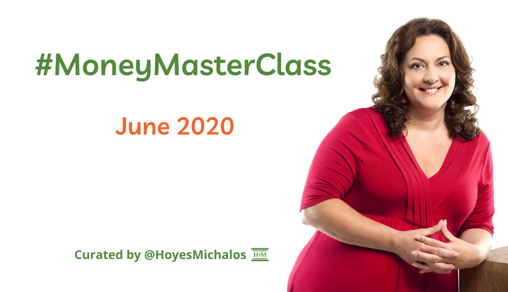 Thumbnail Image of #MoneyMasterClass Tweets: June 2020
