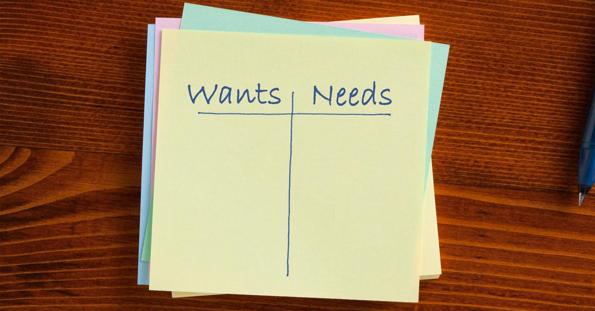 Needs vs Wants: Create a Budget That Balances Both